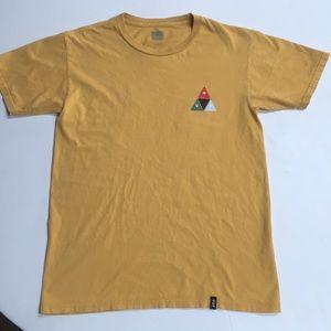 Huf yellow shirt